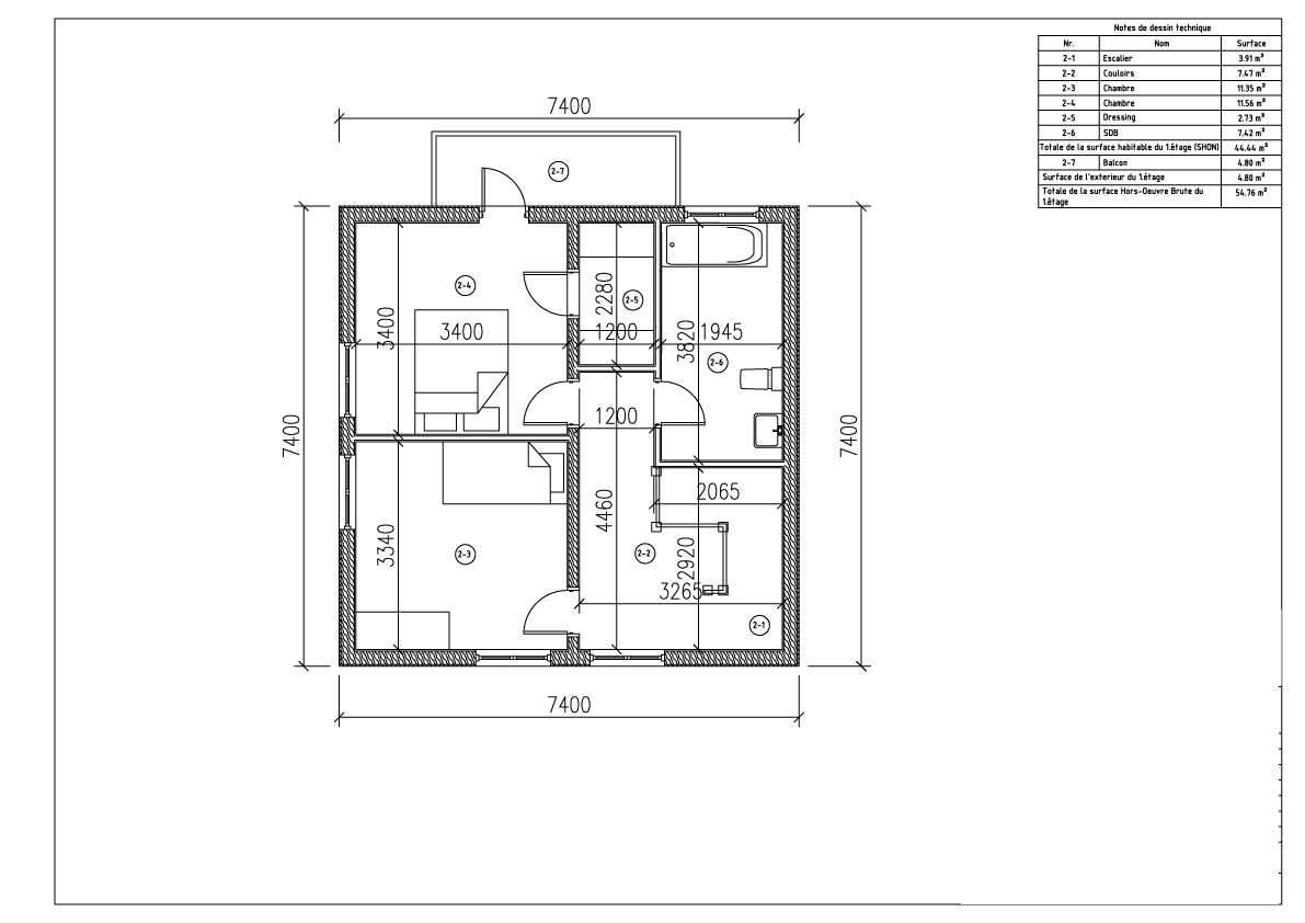 Villa moderne plan maison contemporaine basse consommation plans de maison à construire lettre k signifie que ce matériau est fourni dans le kit